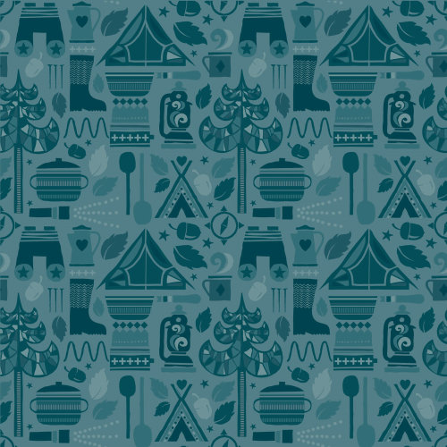 Vector art of pattern illustration