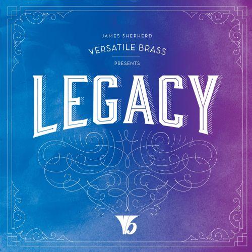 Cover design for Legacy album