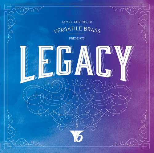 Cover design for Legacy album