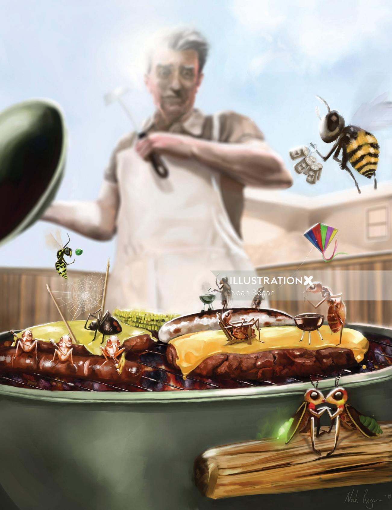 Bug BBQ