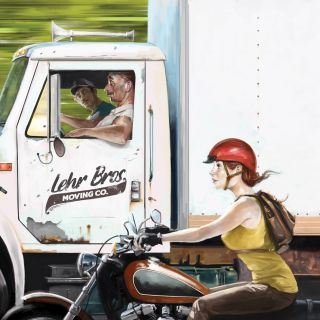 Noah Regan - Waterloo, IA 50702, United States based illustrator