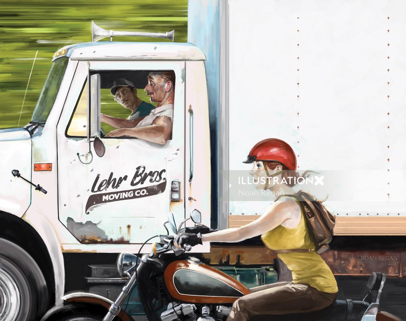 Lehr Bros. Moving Company