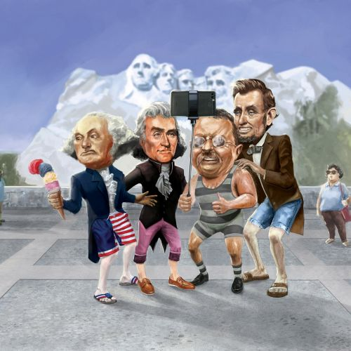 Mount Rushmore Vacation