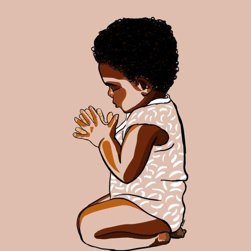 Teach the Babies to Pray
