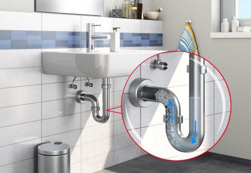 3D / CGI sink tube