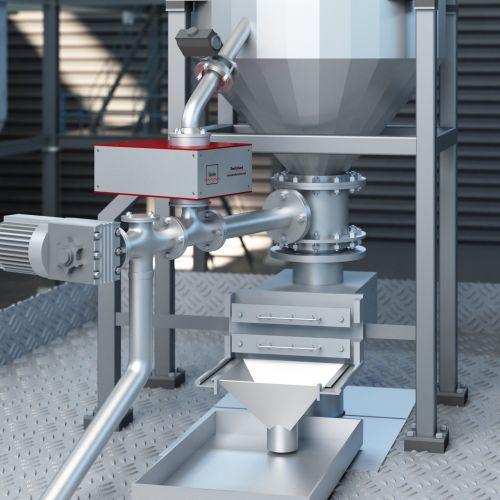 3D / CGI Rendering Factory machine
