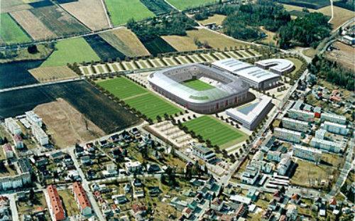 Illustration of stadion