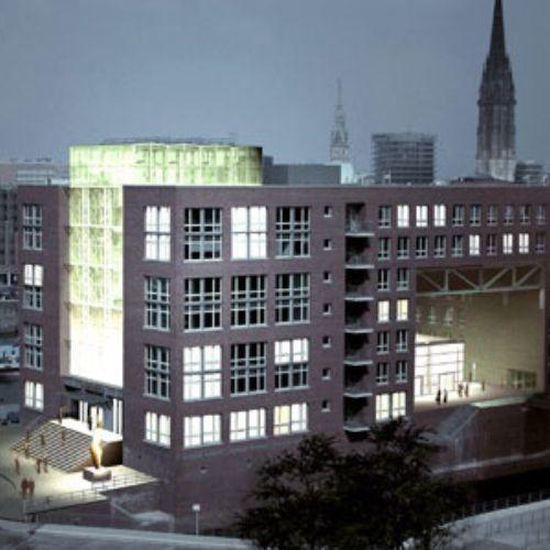 Hafencity 3d design