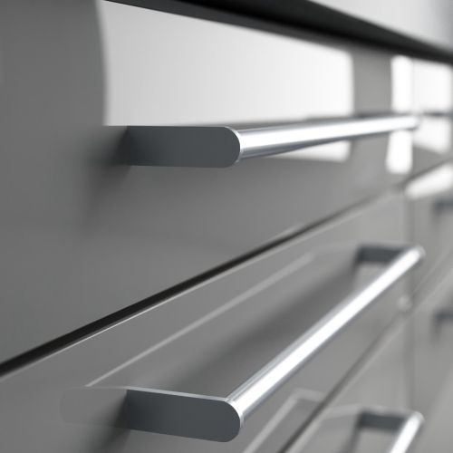 3D design of Küche detail 1