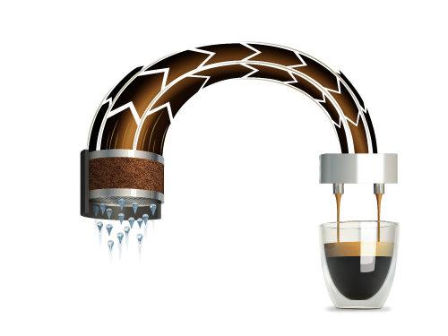 3D illustration of Espresso