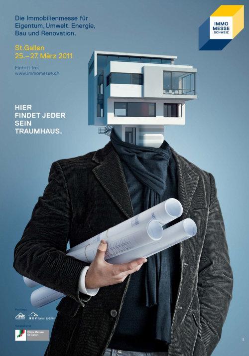 Architect - 3D CGI art