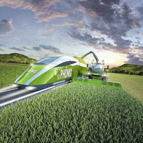 3D / CGI extracting crop