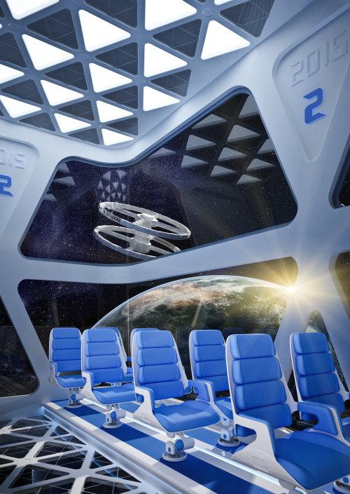 3D / CGI futuristic design