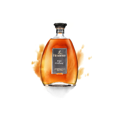 Hennessey Food and drink Cognac bottle