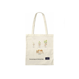Tote bag illustration by Ollie Maxwell