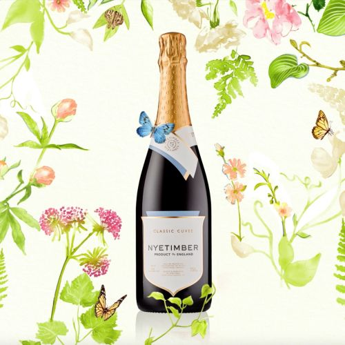 Nyetimber Spring animation