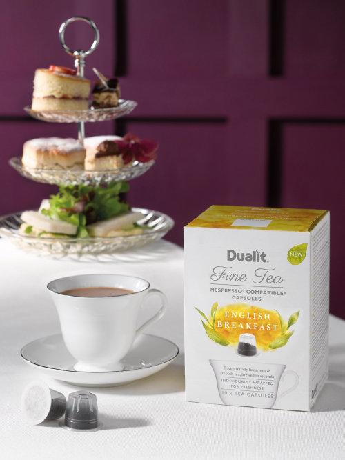 英式早餐包装上的插图