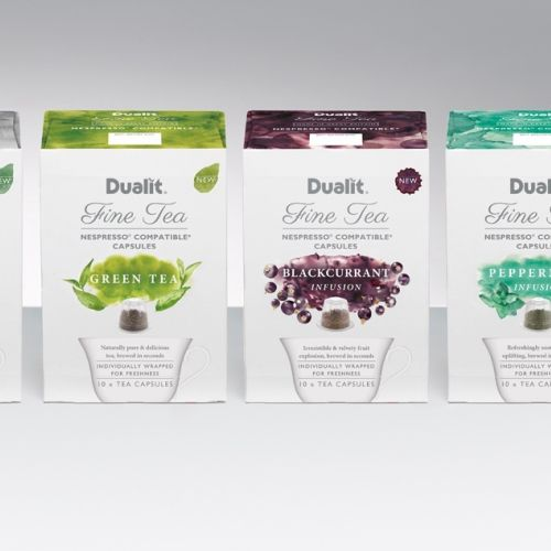 Packaging art of Fine tea
