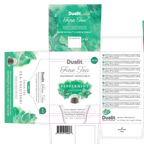 Dualit精品茶-食物和饮料的插图