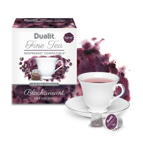 Dualit tea - Food & Drink illustration
