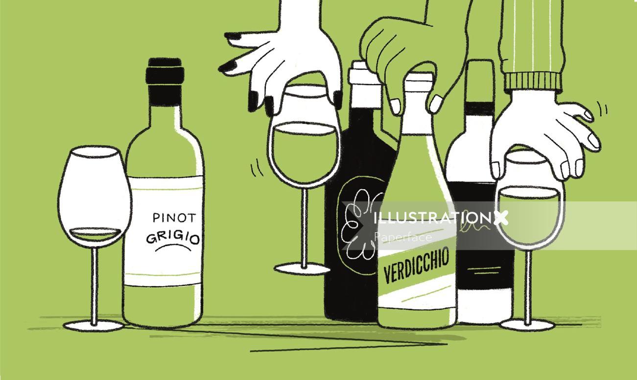 This Season's Alternatives to Pinot Grigio