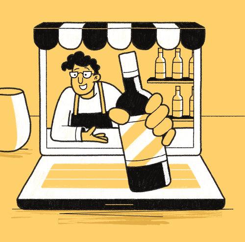 Wine Car Boot - Le marché du vin en ligne indépendant