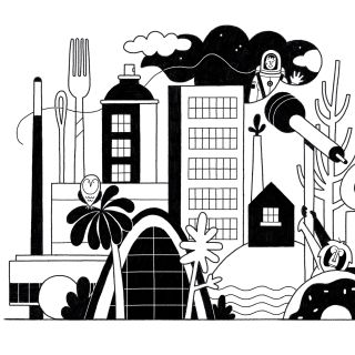 Paperface - Illustrator and Designer Based in UK