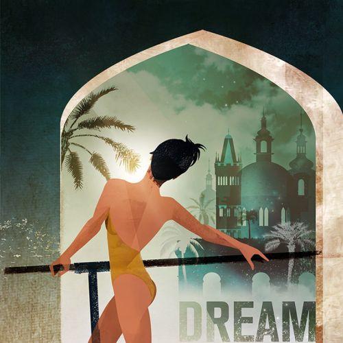 poster for Ballet Dance Series