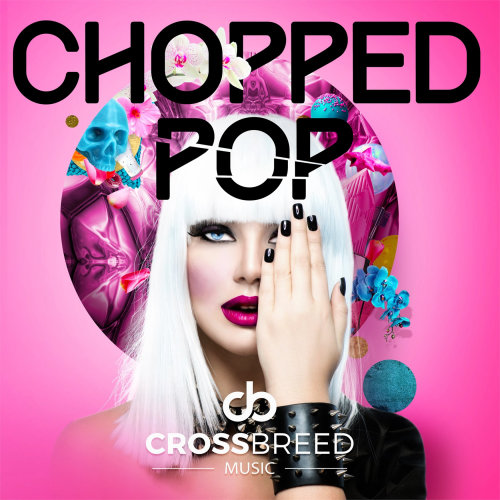 Graphic image Chopped pop