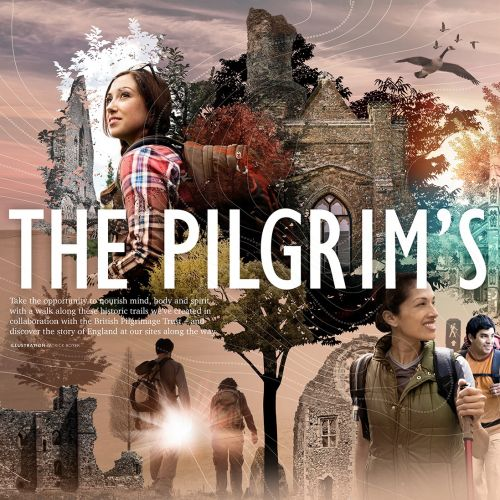 The pilgrims tale graphic cover