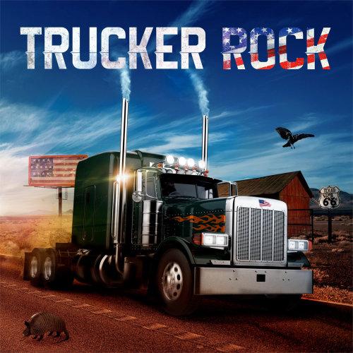 Graphic Trucker rock