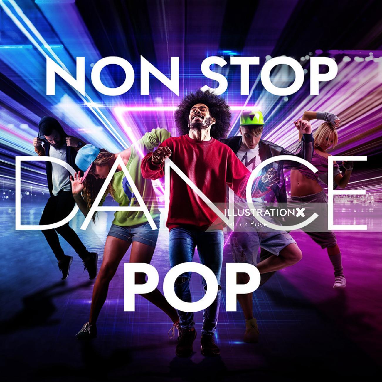 Pop Nonstop Dance