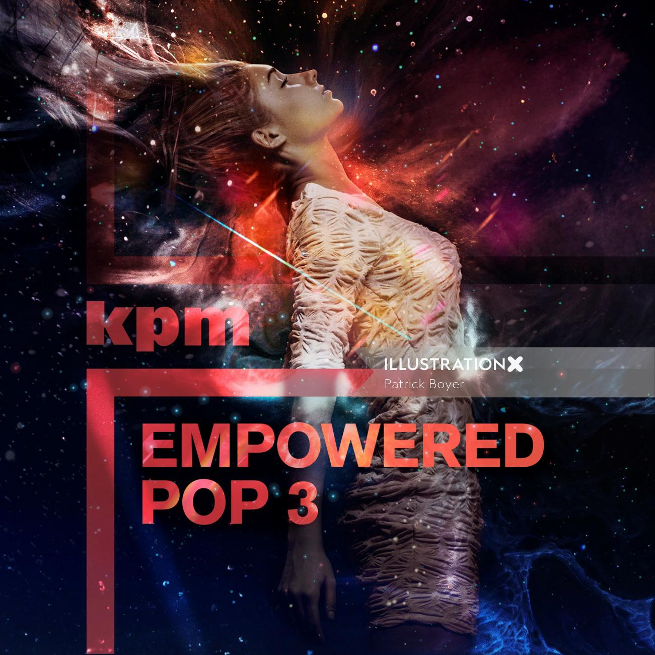 People graphic Empowered Pop3