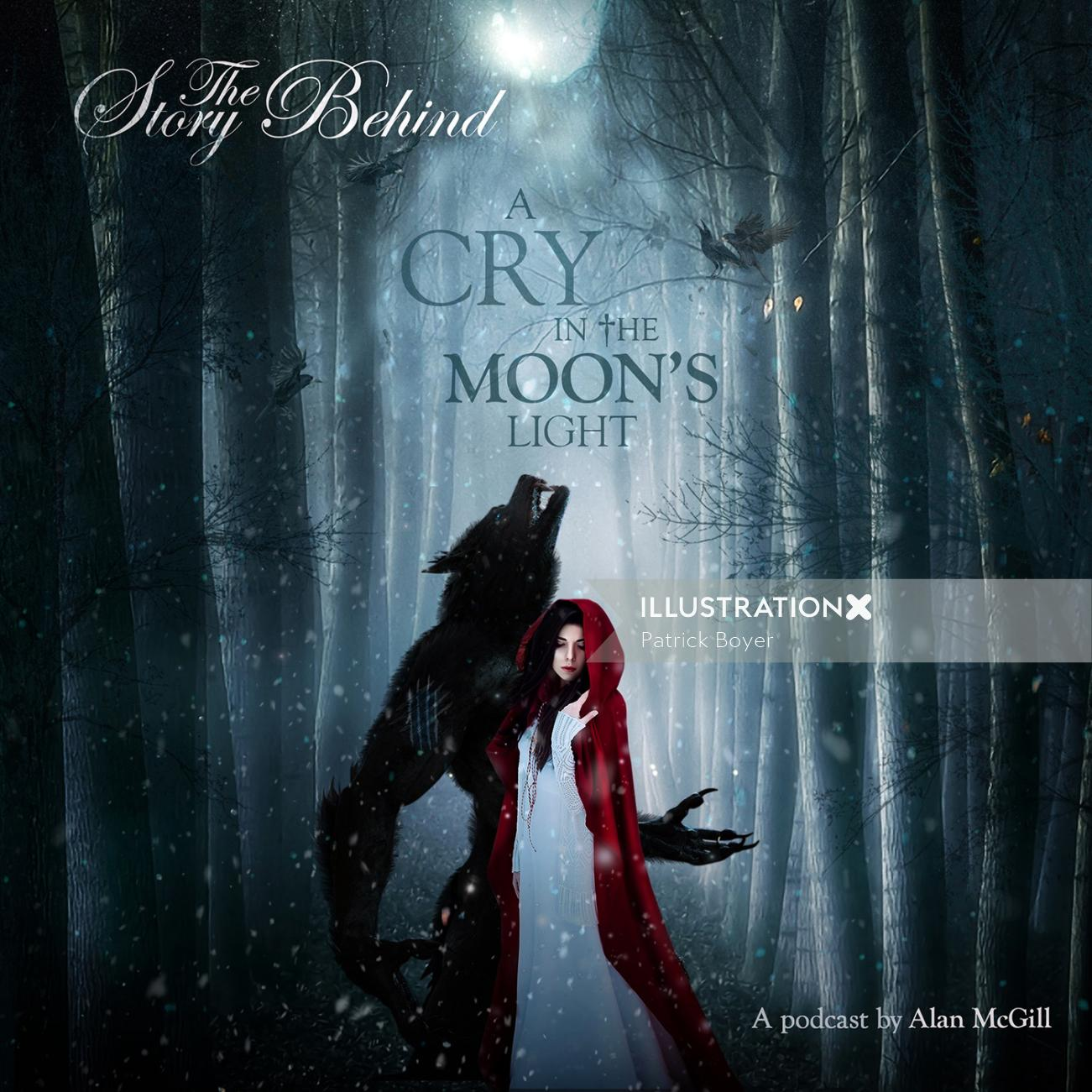 Podcast visual a cry in the moons light