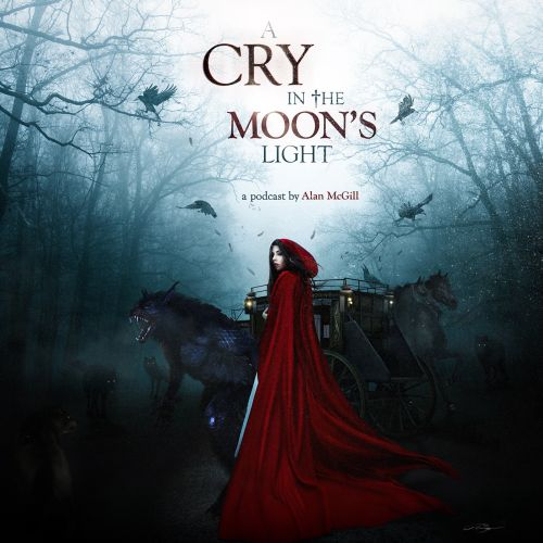 Contemporary cry in the moons light