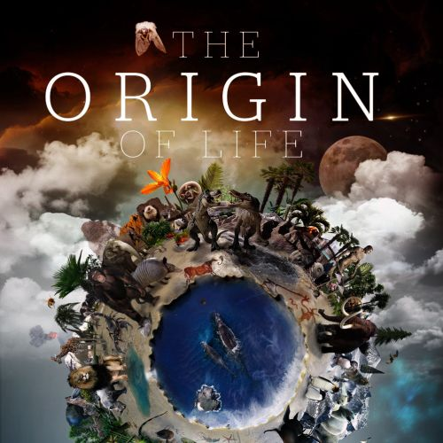 Collage & Montage The Origin Of Life