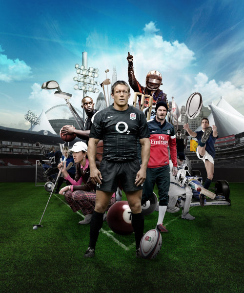 Collage & Montage Sports poster