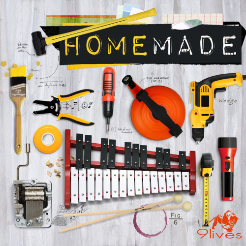 Home Made tools graphic
