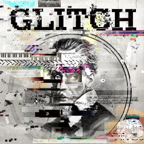 Glitch Cover illustration by Patrick Boyer