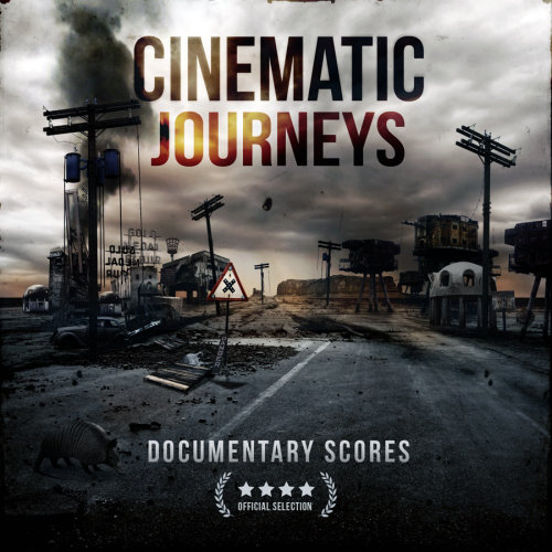 Album Cover- Documentary style music for Cinematic journeys