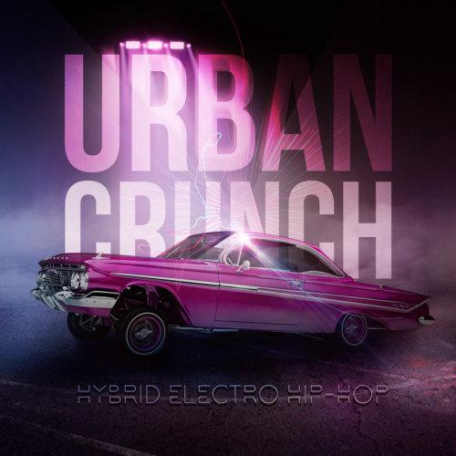 Graphic Typography Urban Crunch