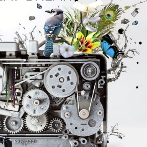 Creative cuts graphic machine