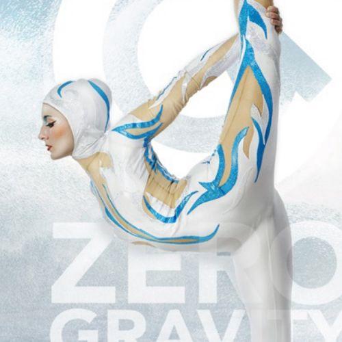 Graphic Zero Gravity Circus