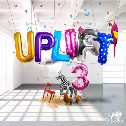 Uplift Graphic Image