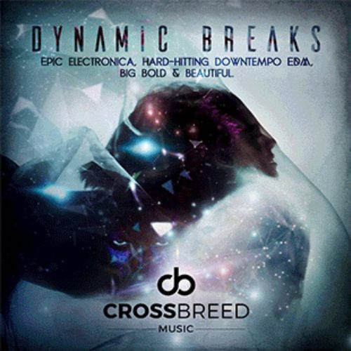Cross Breed Computer generated Graphic Cover