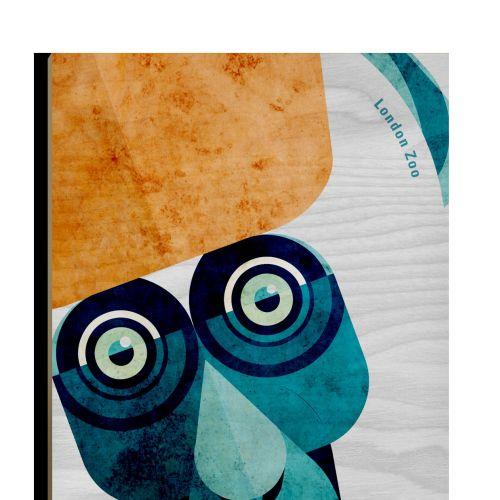 Wooden Postcard design for Stolarnia Kartek