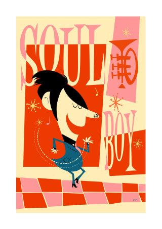 Cartoon greeting card art