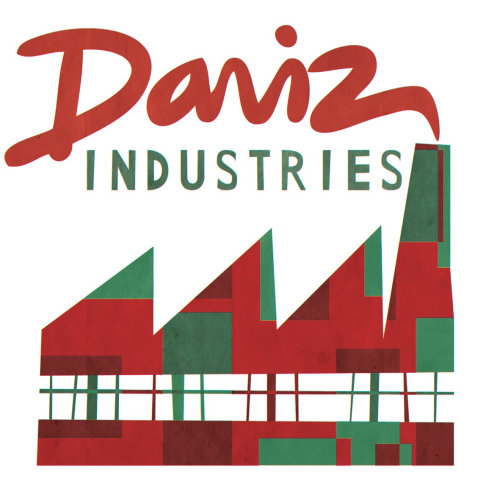 Daviz industries Graphic Logo design