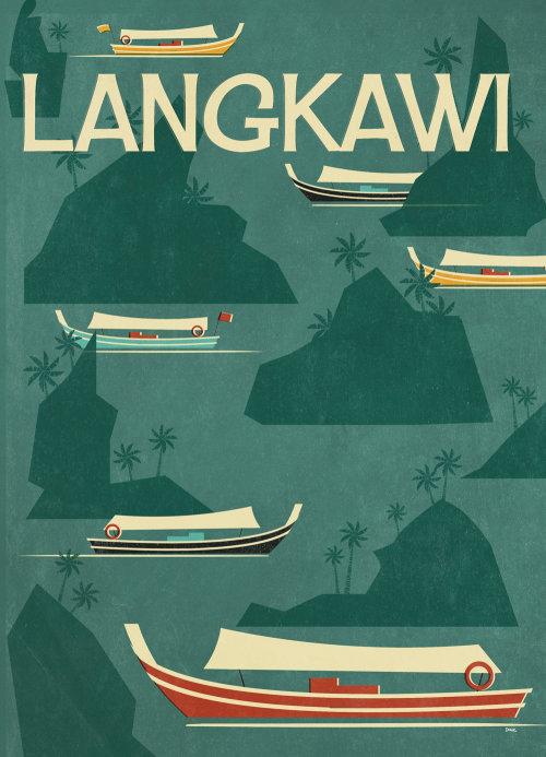 Lettering Langkawi