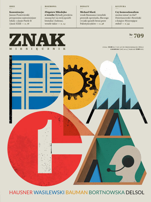 Znak Digital Business Cover illustration